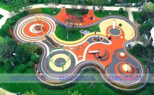 特殊儿童地面及设施