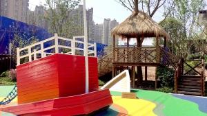 蓝光水岸公园
